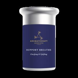 """aus 100% ätherischen Ölen """"Support Breathe"""""""